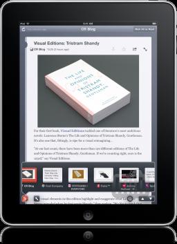 The Feed - iPad