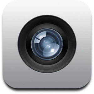 Ícone - Câmera