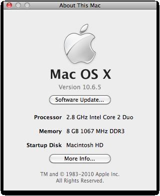 MacBook Pro com 8GB de RAM