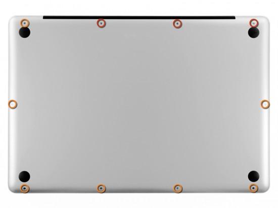 Parafusos do MacBook Pro