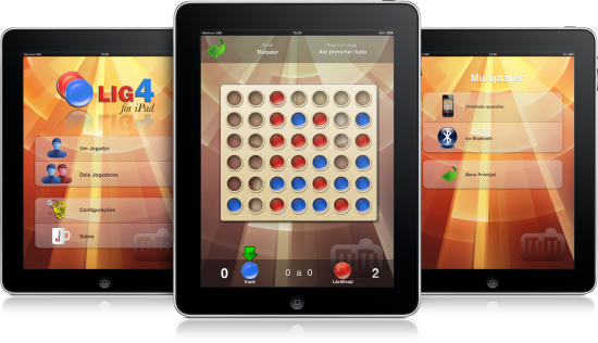 Lig4 for iPad