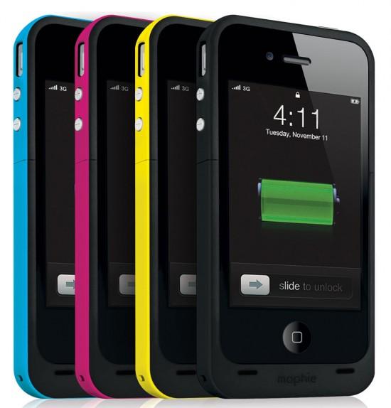 mophie juice pack plus para iPhone 4