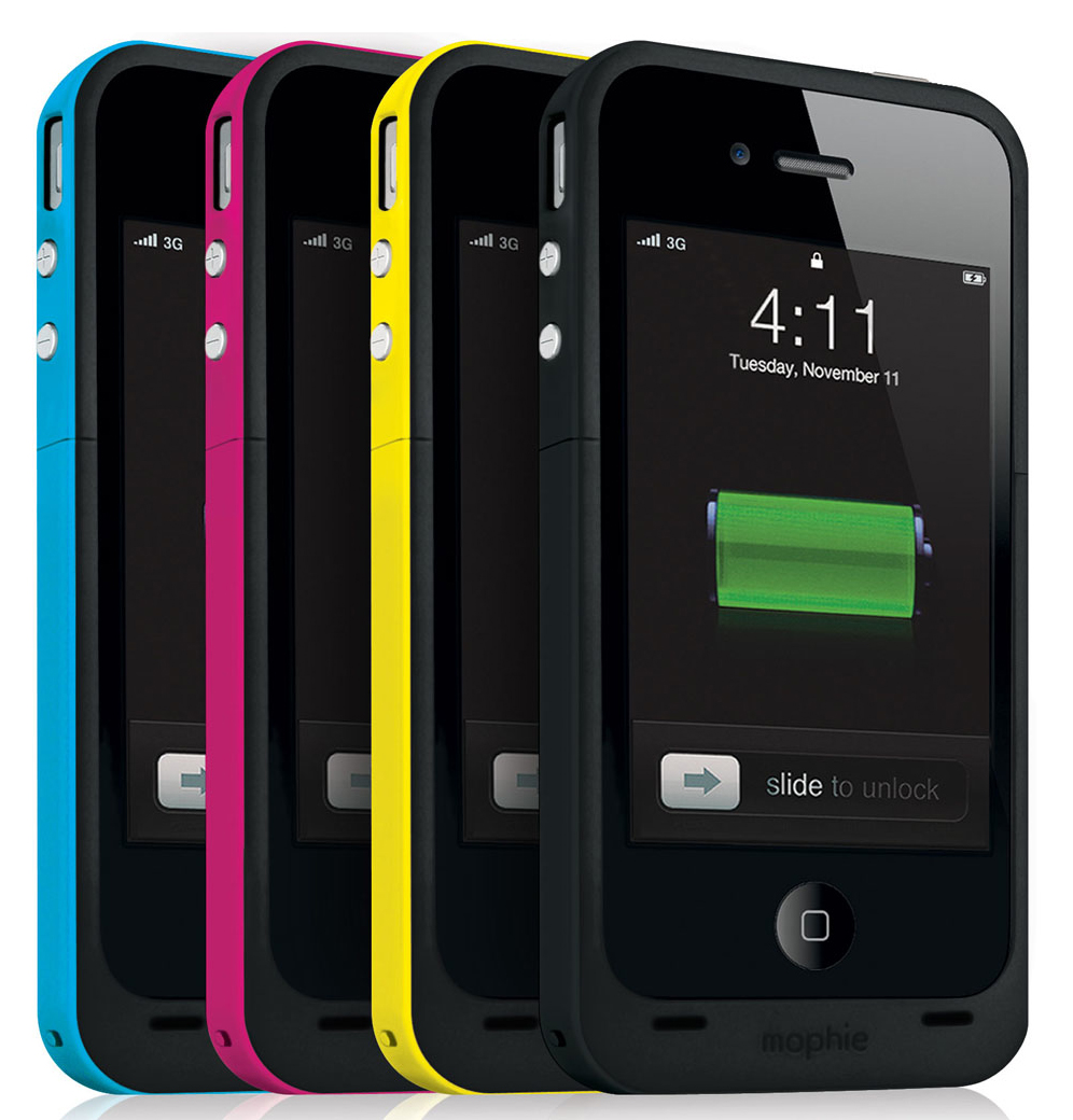 mophie juice pack plus para iPhone 4