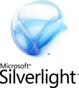 Logo do Microsoft Silverlight