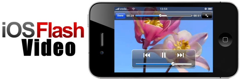 iOSFlash Video