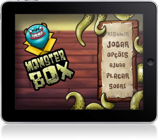 Monster Box HD - iPad