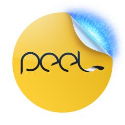 Logo da Peel