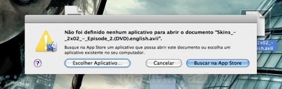 Arquivo - Mac App Store no 10.6.6