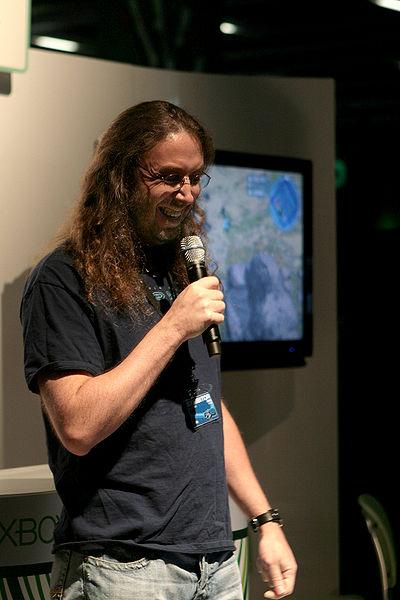 Graeme Devine, especialista em jogos