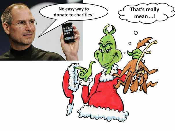 Como Jobs roubou o Natal