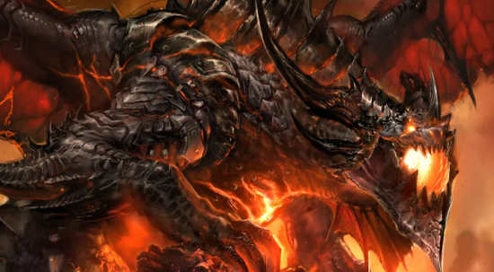 Deathwing the Destroyer - WoW Cataclysm
