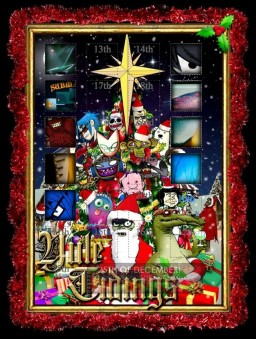 Advent Calendar da banda Gorillaz