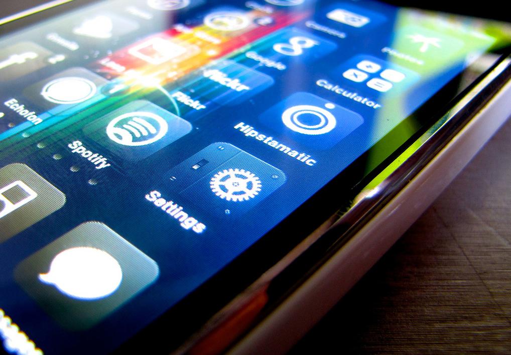 iPhone jailbroken, todo modificado