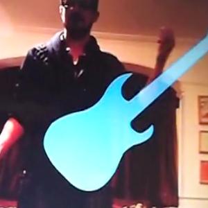 Air Guitar com Kinect