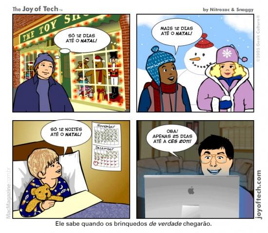 Joy of Tech - Contagem regressiva