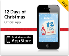 App 12 Days of Christmas - Apple Europa