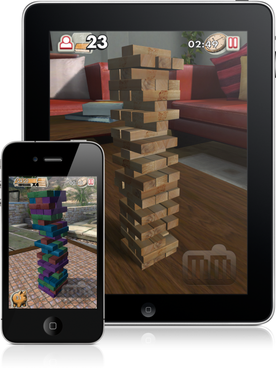 Jenga - iPad e iPhone