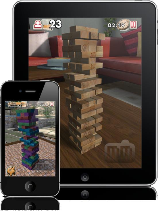 Jenga - iPad e iPhone