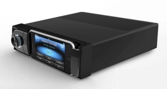 Oxygen Audio - O'Car com iPhone