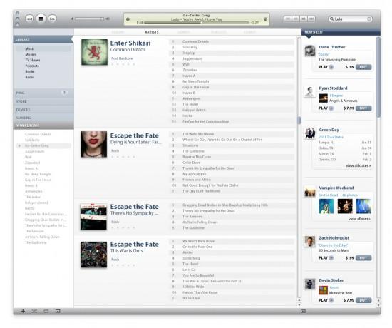 Conceito do iTunes X