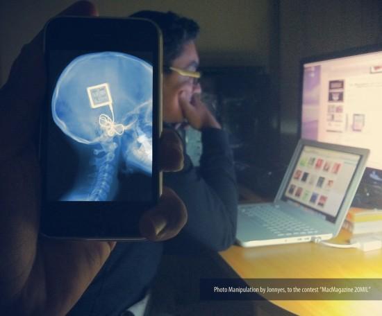 Imagem para o concurso MacMagazine 20MIL