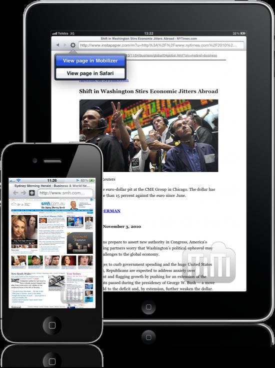 webout - iPhone e iPad