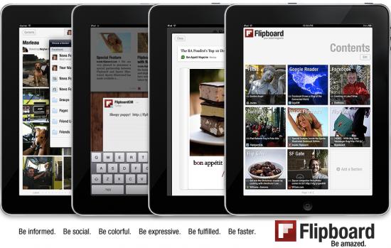 Grande atualização para o Flipboard
