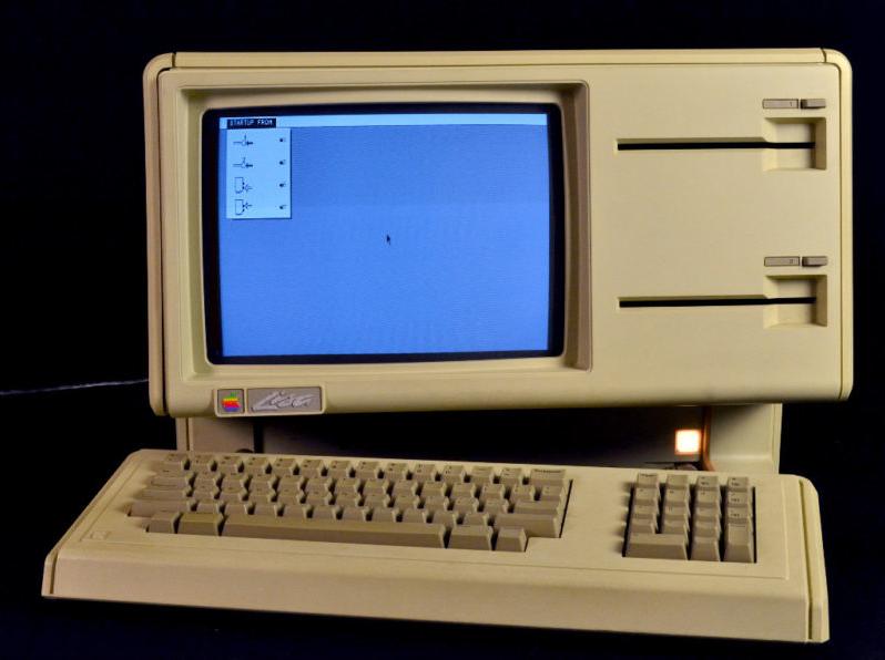 Lisa 1 à venda no eBay