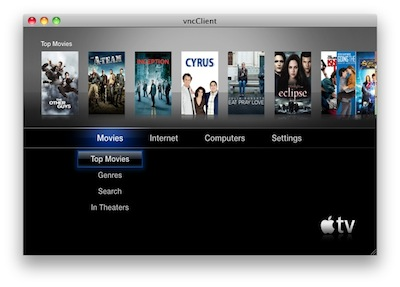 Exposed para Apple TV
