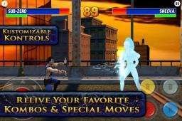Ultimate Mortal Kombat 3 para iOS