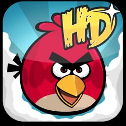 Ícone - Angry Birds HD