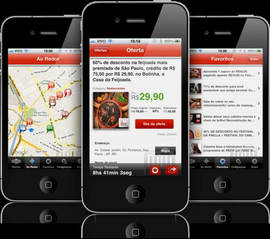 ApontaOfertas - iPhone