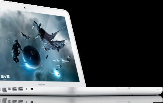 MacBook com gráficos NVIDIA