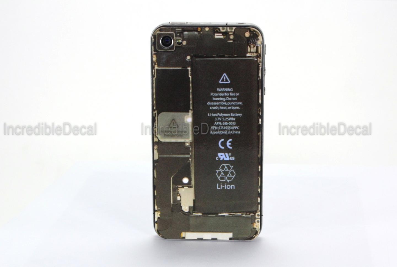 iPhone 4 pelado