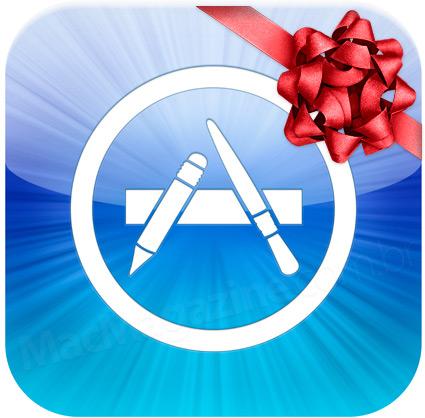 App Store em clima de Natal