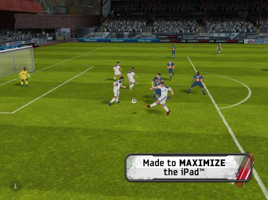 FIFA 11 para iPad
