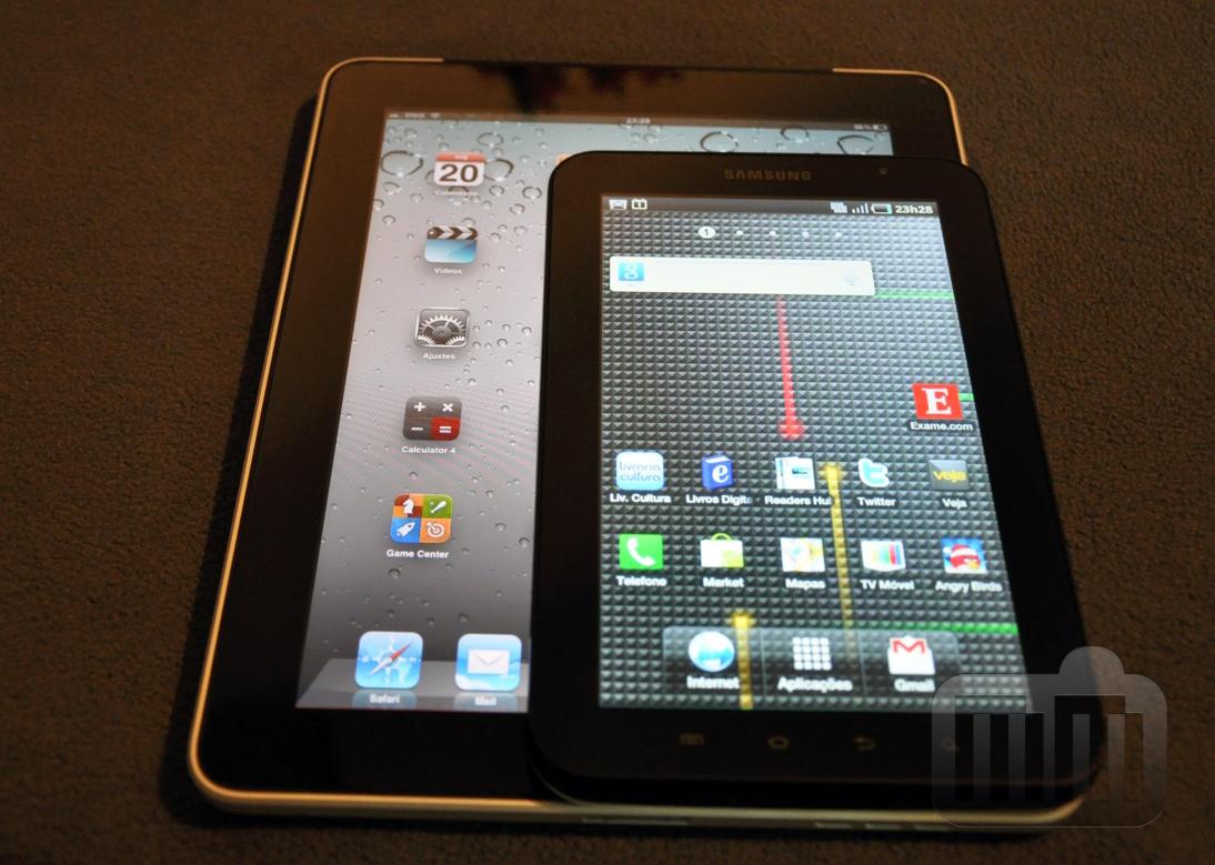 Review do Samsung Galaxy Tab