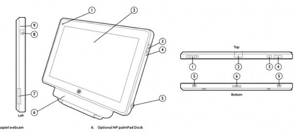 Desenho do PalmPad - FoxNews.com
