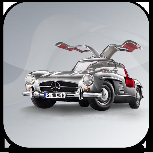 Ícone - Mercedes-Benz Classic