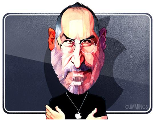 Steve Jobs - Personalidade do Ano da Financial Times