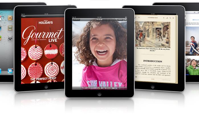iPads de Natal