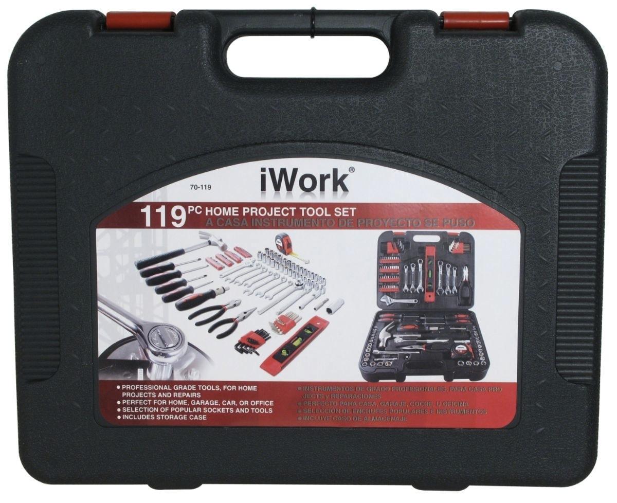 Caixa de ferramentas iWork