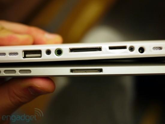 iPad com USB