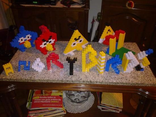 Angry Birds de LEGO