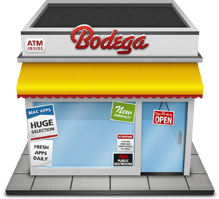 Ícone do Bodega