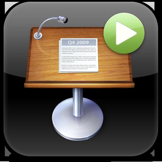 Ícone - Keynote Remote