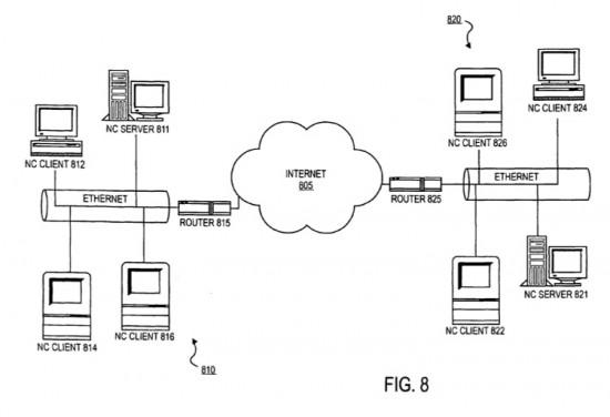 Patente de SO incializável em rede