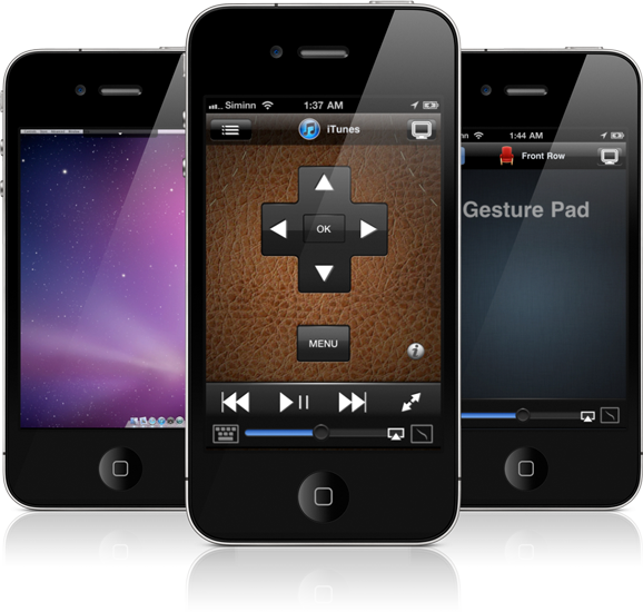 Remote HD - iPhones
