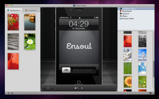 Ensoul - Mac OS X