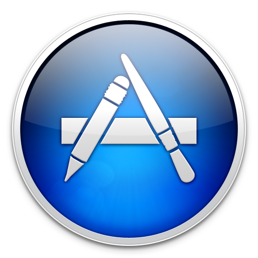 Ícone da Mac App Store